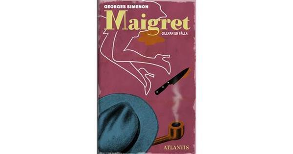 Maigret-gillrar-en-faella-(Inbunden-2017)
